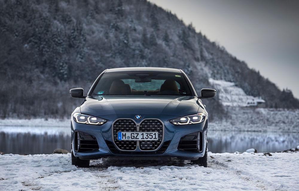 Cei mai buni 7 fotografi auto de la noi din țară: duel în imagini memorabile cu BMW X6, X7 și Seria 4 - Poza 121