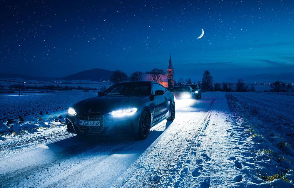 Cei mai buni 7 fotografi auto de la noi din țară: duel în imagini memorabile cu BMW X6, X7 și Seria 4 - Poza 28