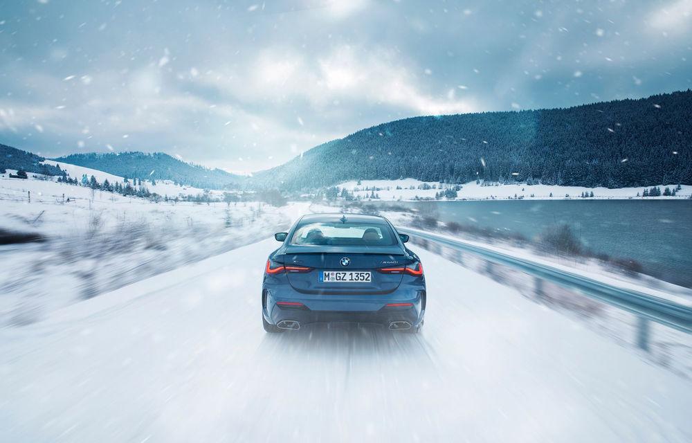 Cei mai buni 7 fotografi auto de la noi din țară: duel în imagini memorabile cu BMW X6, X7 și Seria 4 - Poza 27