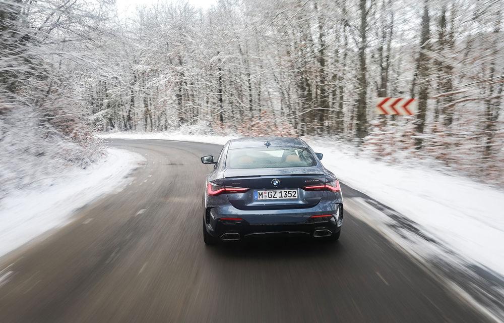 Cei mai buni 7 fotografi auto de la noi din țară: duel în imagini memorabile cu BMW X6, X7 și Seria 4 - Poza 85