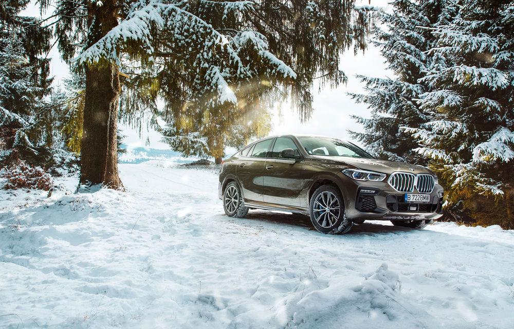 Cei mai buni 7 fotografi auto de la noi din țară: duel în imagini memorabile cu BMW X6, X7 și Seria 4 - Poza 11