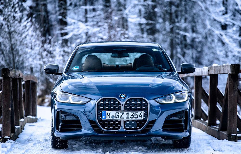 Cei mai buni 7 fotografi auto de la noi din țară: duel în imagini memorabile cu BMW X6, X7 și Seria 4 - Poza 70