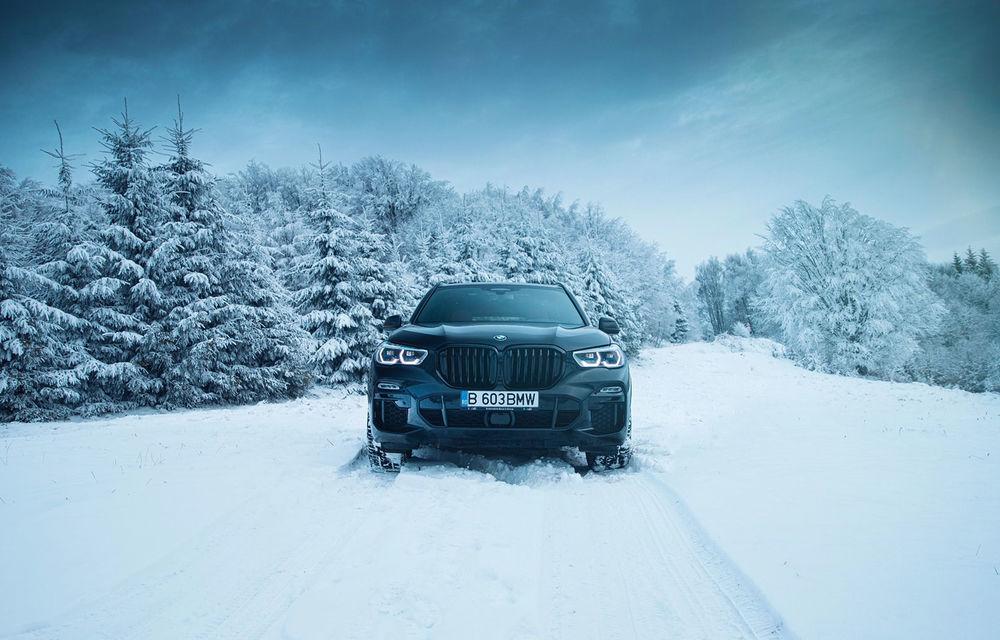 Cei mai buni 7 fotografi auto de la noi din țară: duel în imagini memorabile cu BMW X6, X7 și Seria 4 - Poza 18