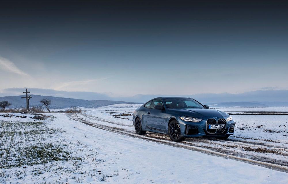 Cei mai buni 7 fotografi auto de la noi din țară: duel în imagini memorabile cu BMW X6, X7 și Seria 4 - Poza 118