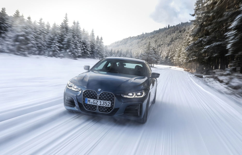 Cei mai buni 7 fotografi auto de la noi din țară: duel în imagini memorabile cu BMW X6, X7 și Seria 4 - Poza 101