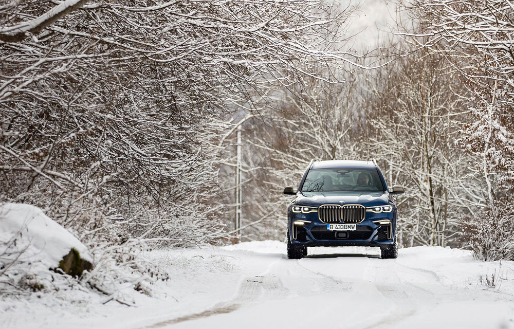 Cei mai buni 7 fotografi auto de la noi din țară: duel în imagini memorabile cu BMW X6, X7 și Seria 4 - Poza 52
