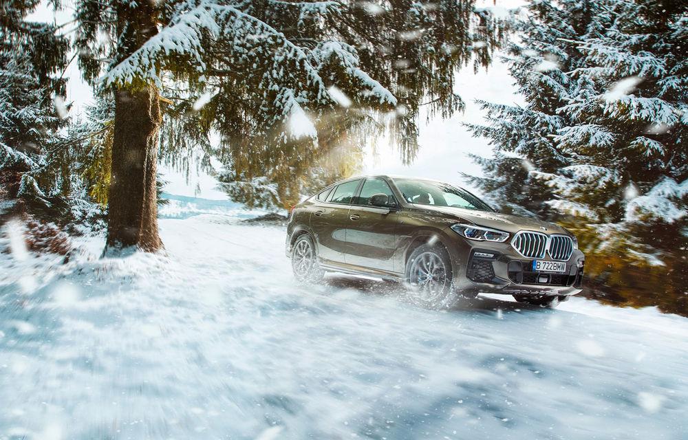 Cei mai buni 7 fotografi auto de la noi din țară: duel în imagini memorabile cu BMW X6, X7 și Seria 4 - Poza 9
