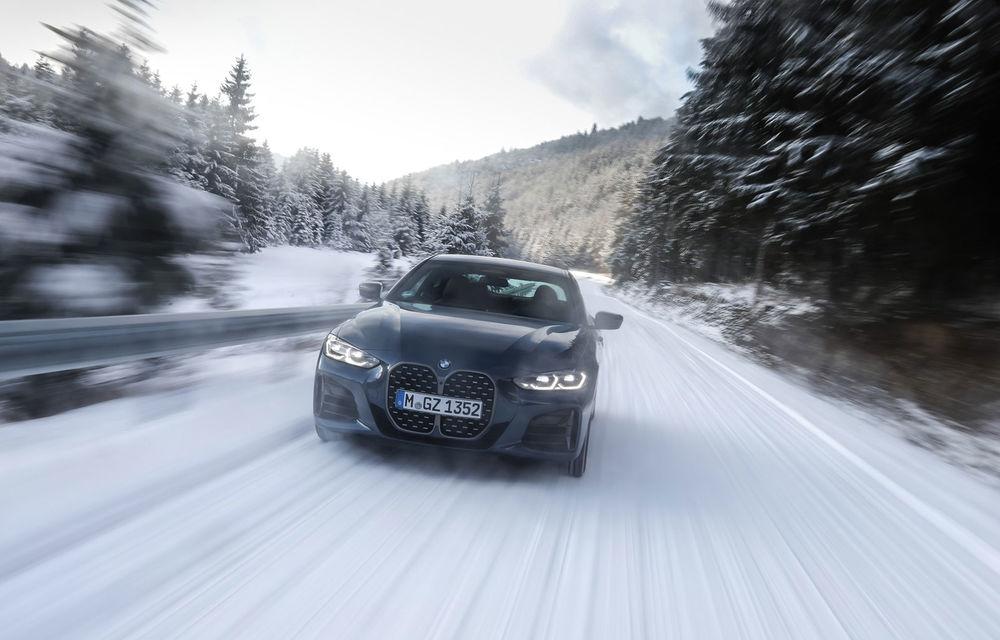 Cei mai buni 7 fotografi auto de la noi din țară: duel în imagini memorabile cu BMW X6, X7 și Seria 4 - Poza 100