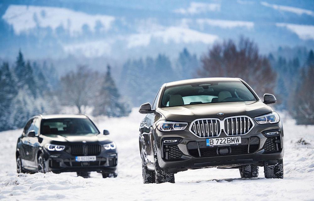Cei mai buni 7 fotografi auto de la noi din țară: duel în imagini memorabile cu BMW X6, X7 și Seria 4 - Poza 31