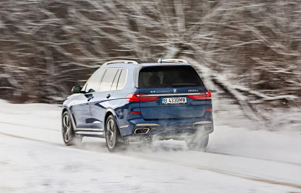 Cei mai buni 7 fotografi auto de la noi din țară: duel în imagini memorabile cu BMW X6, X7 și Seria 4 - Poza 51