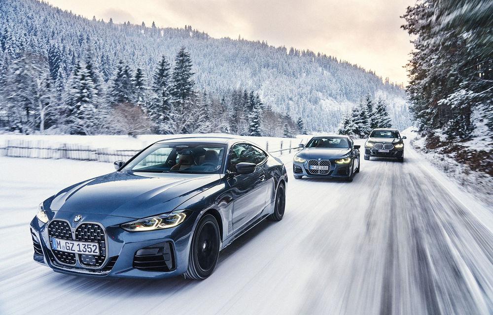 Cei mai buni 7 fotografi auto de la noi din țară: duel în imagini memorabile cu BMW X6, X7 și Seria 4 - Poza 38
