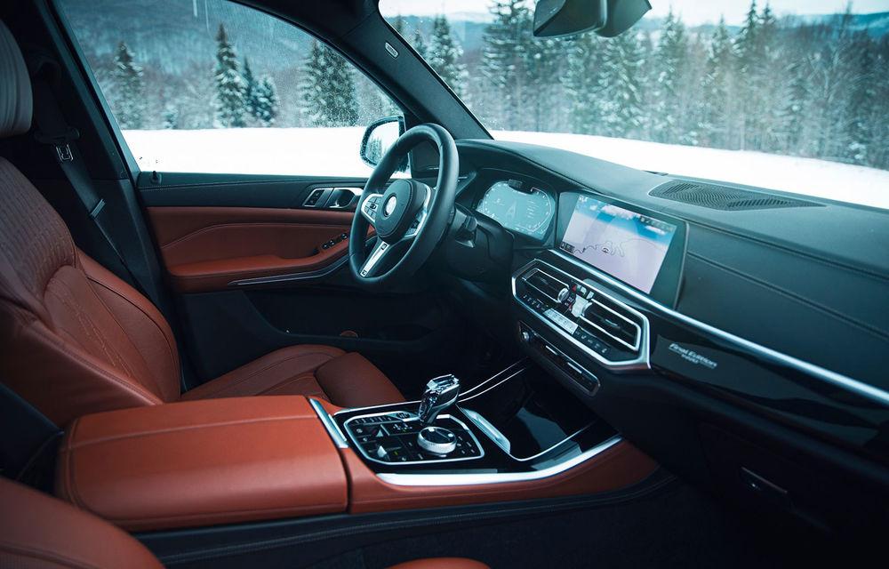 Cei mai buni 7 fotografi auto de la noi din țară: duel în imagini memorabile cu BMW X6, X7 și Seria 4 - Poza 12
