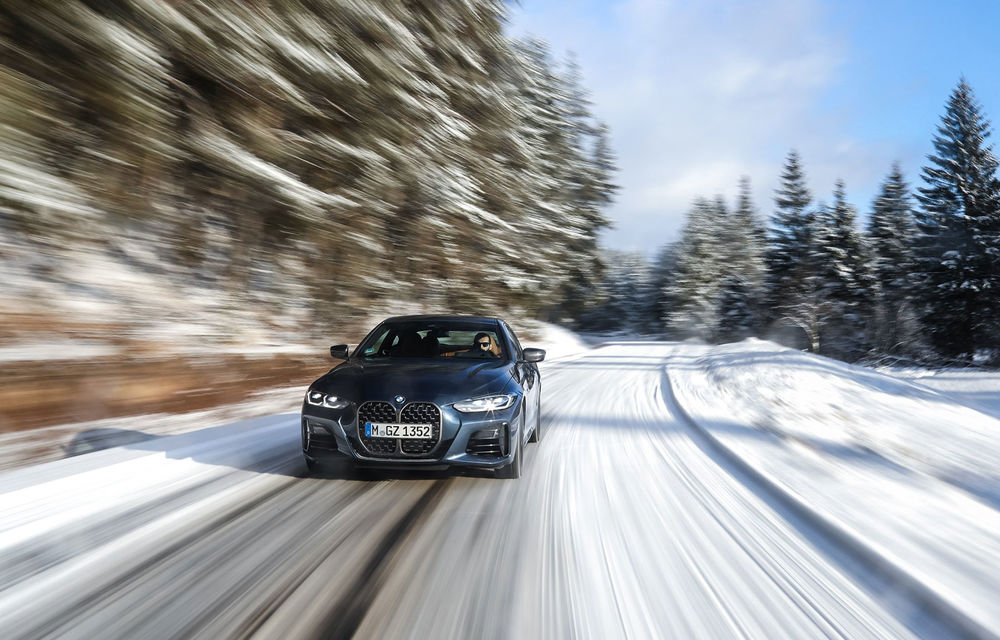Cei mai buni 7 fotografi auto de la noi din țară: duel în imagini memorabile cu BMW X6, X7 și Seria 4 - Poza 99