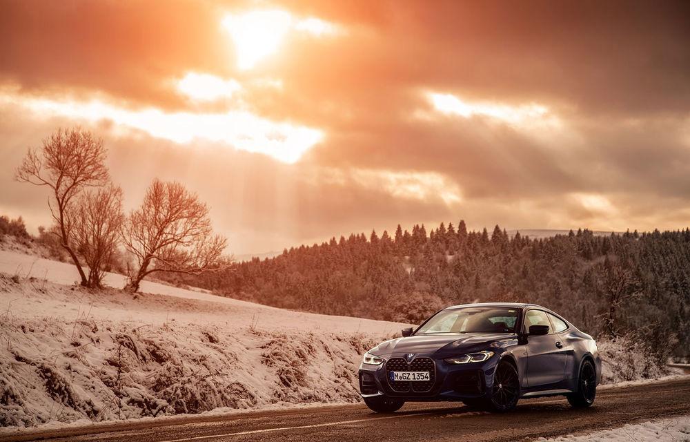 Cei mai buni 7 fotografi auto de la noi din țară: duel în imagini memorabile cu BMW X6, X7 și Seria 4 - Poza 73
