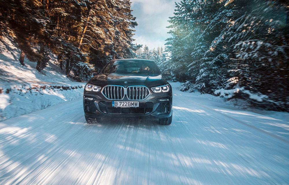 Cei mai buni 7 fotografi auto de la noi din țară: duel în imagini memorabile cu BMW X6, X7 și Seria 4 - Poza 4