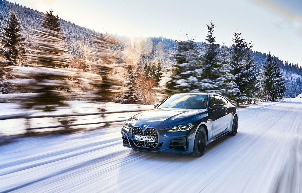 Cei mai buni 7 fotografi auto de la noi din țară: duel în imagini memorabile cu BMW X6, X7 și Seria 4 - Poza 39