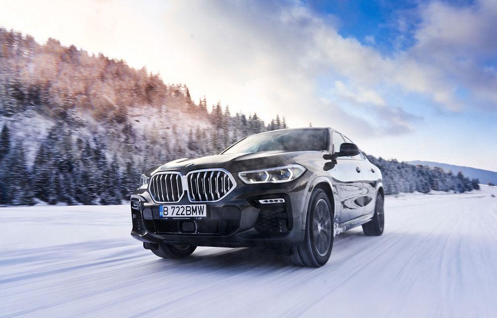 Cei mai buni 7 fotografi auto de la noi din țară: duel în imagini memorabile cu BMW X6, X7 și Seria 4 - Poza 40