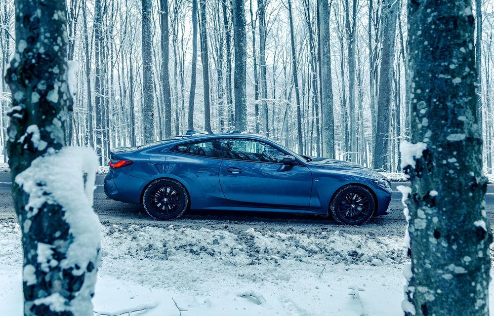 Cei mai buni 7 fotografi auto de la noi din țară: duel în imagini memorabile cu BMW X6, X7 și Seria 4 - Poza 71