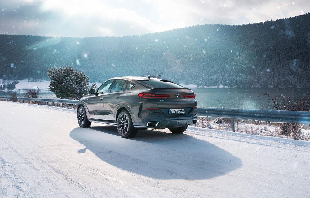 Cei mai buni 7 fotografi auto de la noi din țară: duel în imagini memorabile cu BMW X6, X7 și Seria 4 - Poza 8