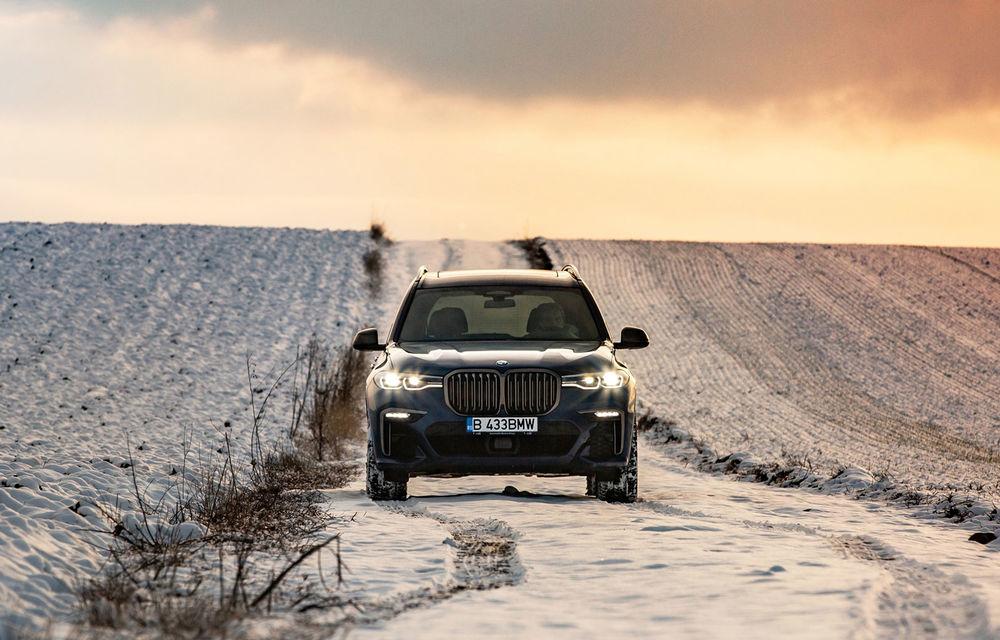 Cei mai buni 7 fotografi auto de la noi din țară: duel în imagini memorabile cu BMW X6, X7 și Seria 4 - Poza 47