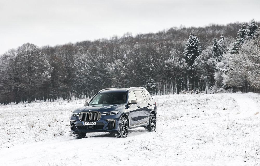 Cei mai buni 7 fotografi auto de la noi din țară: duel în imagini memorabile cu BMW X6, X7 și Seria 4 - Poza 86