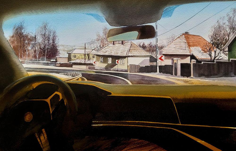 Cei mai buni 7 fotografi auto de la noi din țară: duel în imagini memorabile cu BMW X6, X7 și Seria 4 - Poza 132