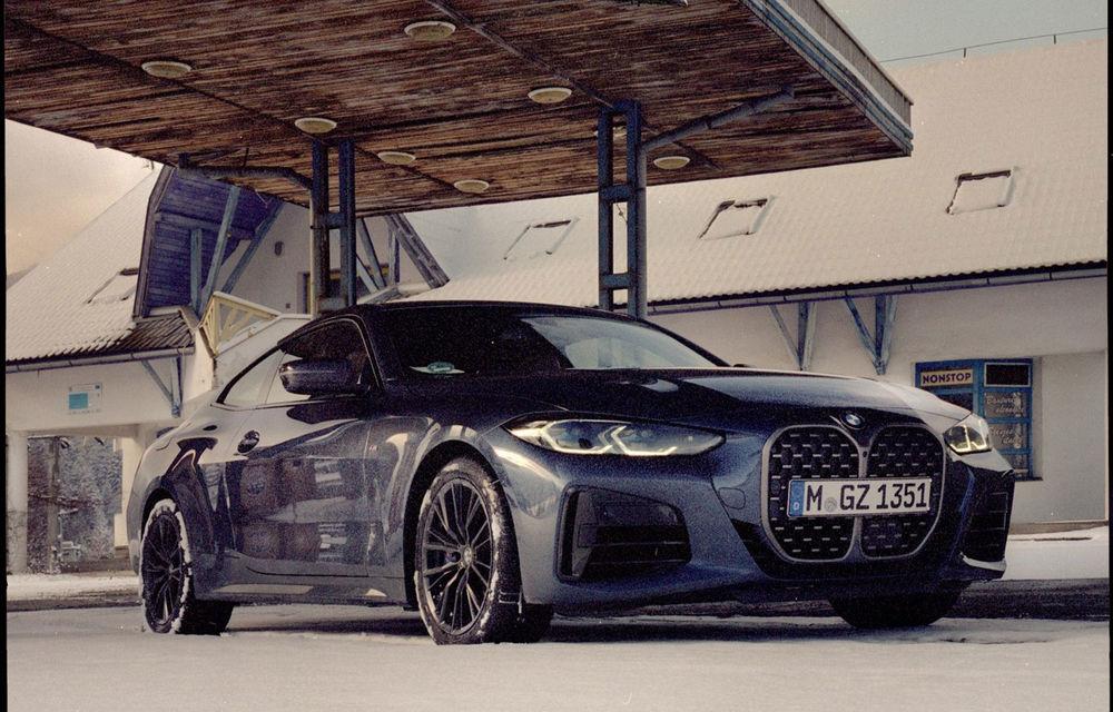 Cei mai buni 7 fotografi auto de la noi din țară: duel în imagini memorabile cu BMW X6, X7 și Seria 4 - Poza 63