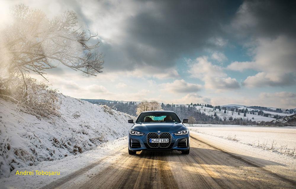 Cei mai buni 7 fotografi auto de la noi din țară: duel în imagini memorabile cu BMW X6, X7 și Seria 4 - Poza 111