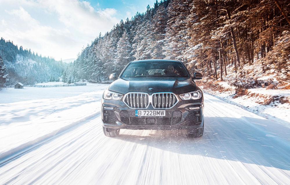 Cei mai buni 7 fotografi auto de la noi din țară: duel în imagini memorabile cu BMW X6, X7 și Seria 4 - Poza 3