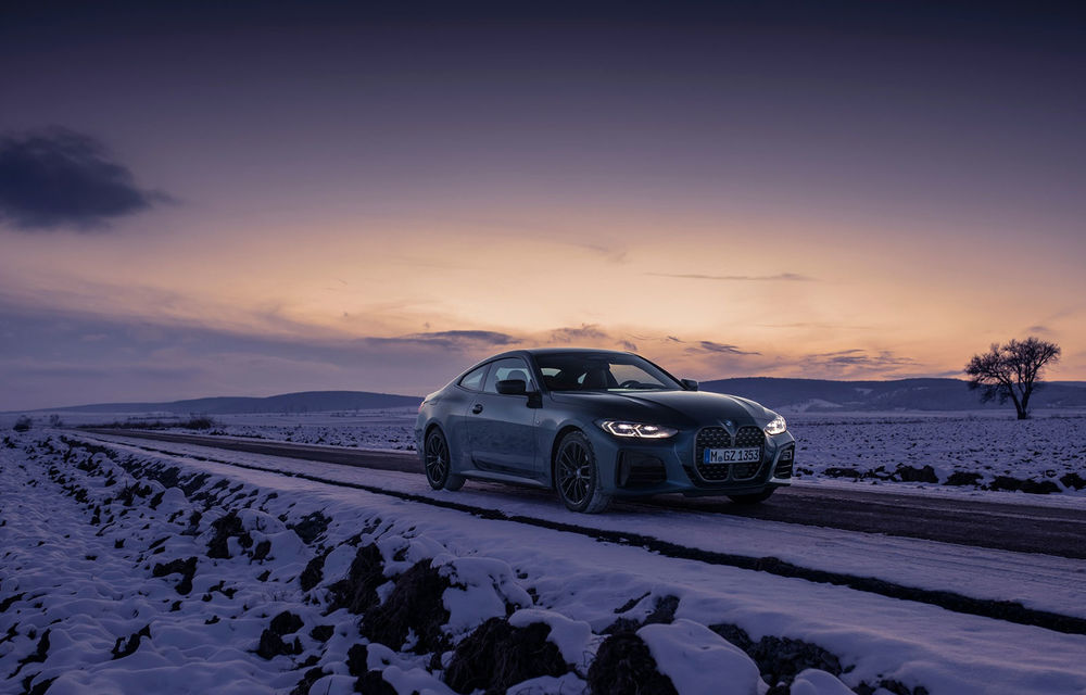 Cei mai buni 7 fotografi auto de la noi din țară: duel în imagini memorabile cu BMW X6, X7 și Seria 4 - Poza 125