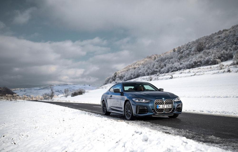 Cei mai buni 7 fotografi auto de la noi din țară: duel în imagini memorabile cu BMW X6, X7 și Seria 4 - Poza 129