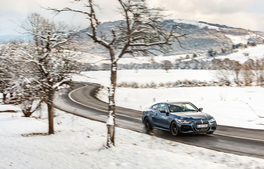 Cei mai buni 7 fotografi auto de la noi din țară: duel în imagini memorabile cu BMW X6, X7 și Seria 4 - Poza 48