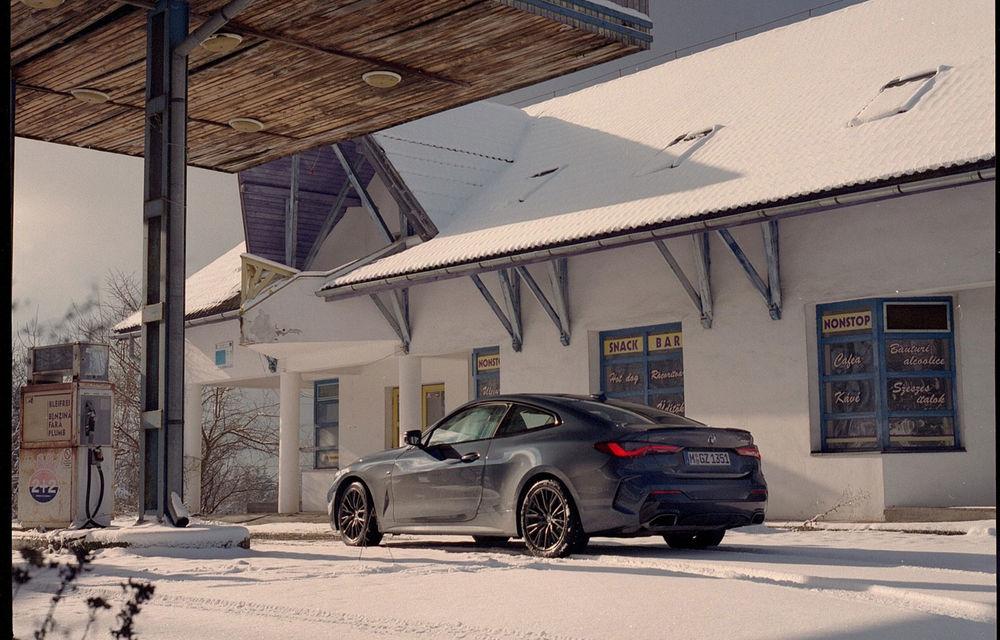 Cei mai buni 7 fotografi auto de la noi din țară: duel în imagini memorabile cu BMW X6, X7 și Seria 4 - Poza 58