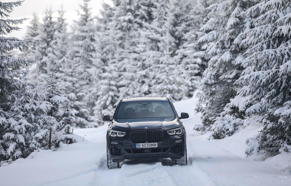 Cei mai buni 7 fotografi auto de la noi din țară: duel în imagini memorabile cu BMW X6, X7 și Seria 4 - Poza 104