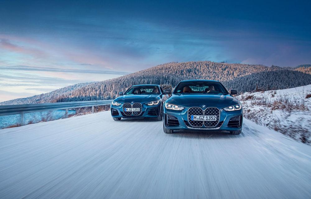 Cei mai buni 7 fotografi auto de la noi din țară: duel în imagini memorabile cu BMW X6, X7 și Seria 4 - Poza 21