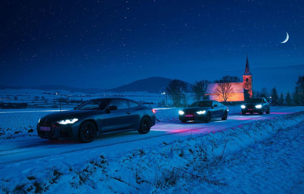 Cei mai buni 7 fotografi auto de la noi din țară: duel în imagini memorabile cu BMW X6, X7 și Seria 4 - Poza 29