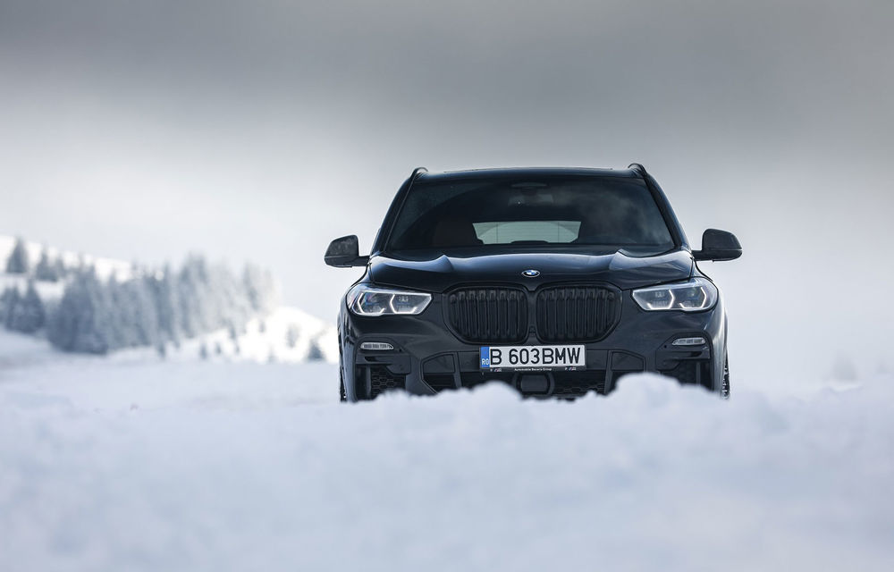 Cei mai buni 7 fotografi auto de la noi din țară: duel în imagini memorabile cu BMW X6, X7 și Seria 4 - Poza 106