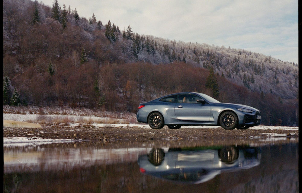 Cei mai buni 7 fotografi auto de la noi din țară: duel în imagini memorabile cu BMW X6, X7 și Seria 4 - Poza 57