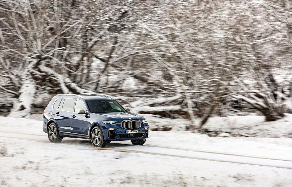 Cei mai buni 7 fotografi auto de la noi din țară: duel în imagini memorabile cu BMW X6, X7 și Seria 4 - Poza 54
