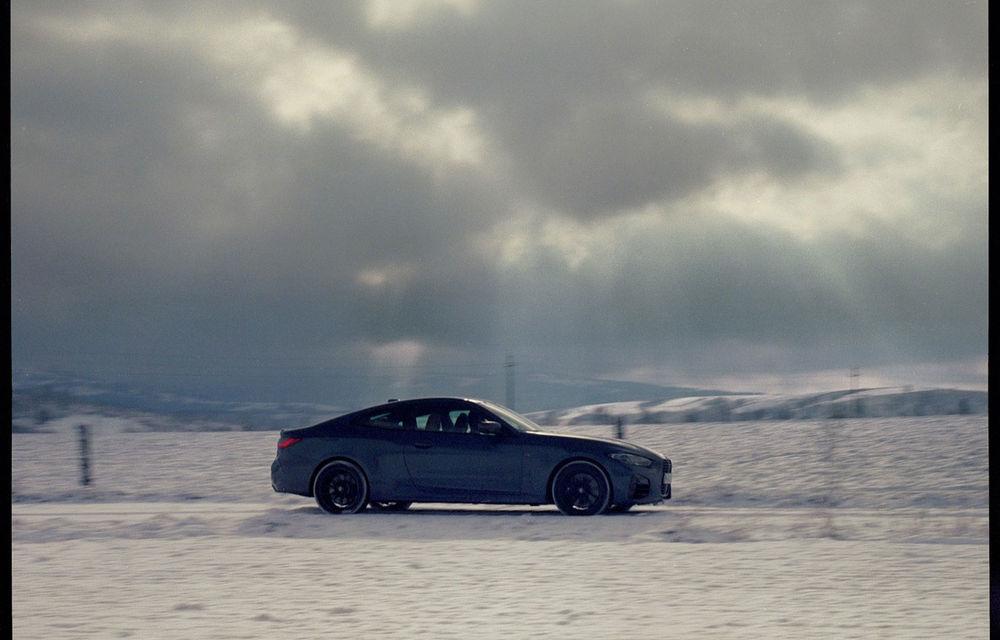 Cei mai buni 7 fotografi auto de la noi din țară: duel în imagini memorabile cu BMW X6, X7 și Seria 4 - Poza 66