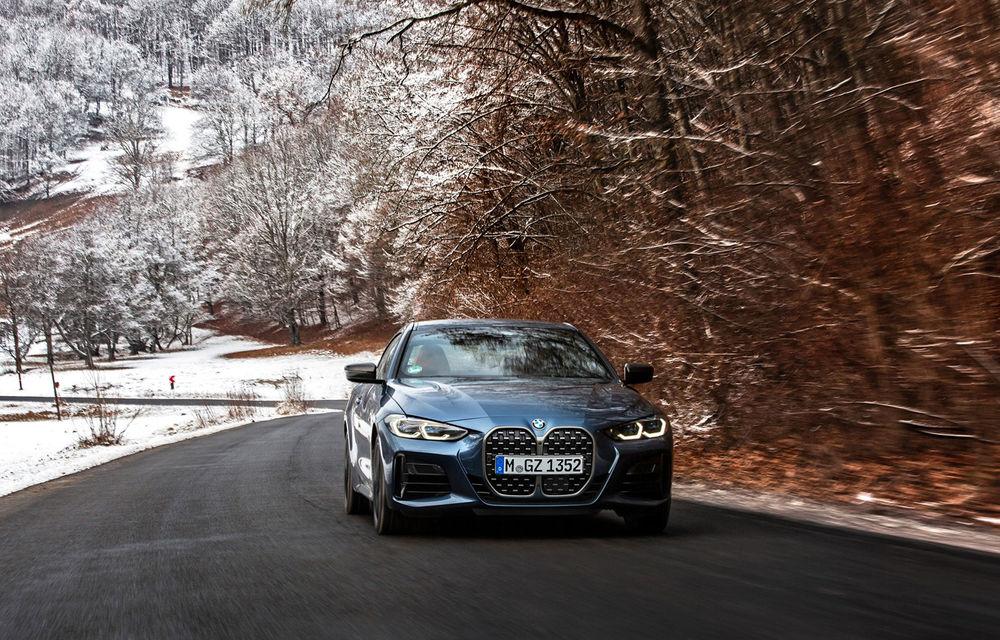 Cei mai buni 7 fotografi auto de la noi din țară: duel în imagini memorabile cu BMW X6, X7 și Seria 4 - Poza 45
