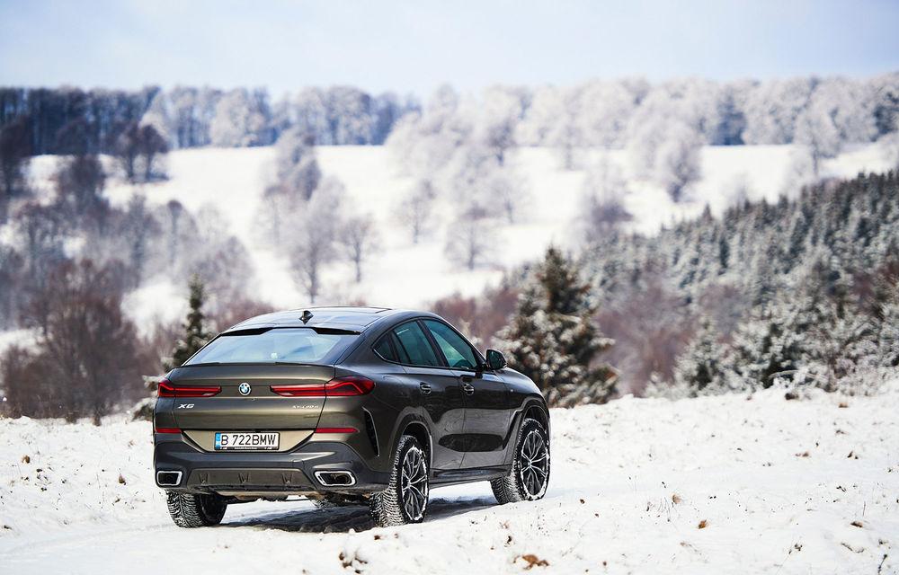 Cei mai buni 7 fotografi auto de la noi din țară: duel în imagini memorabile cu BMW X6, X7 și Seria 4 - Poza 32