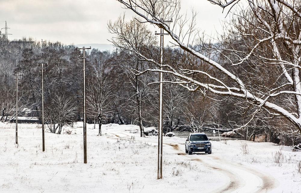 Cei mai buni 7 fotografi auto de la noi din țară: duel în imagini memorabile cu BMW X6, X7 și Seria 4 - Poza 53