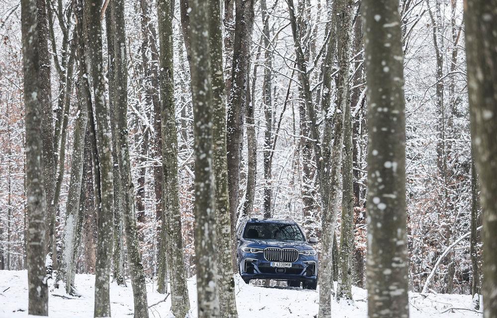 Cei mai buni 7 fotografi auto de la noi din țară: duel în imagini memorabile cu BMW X6, X7 și Seria 4 - Poza 87