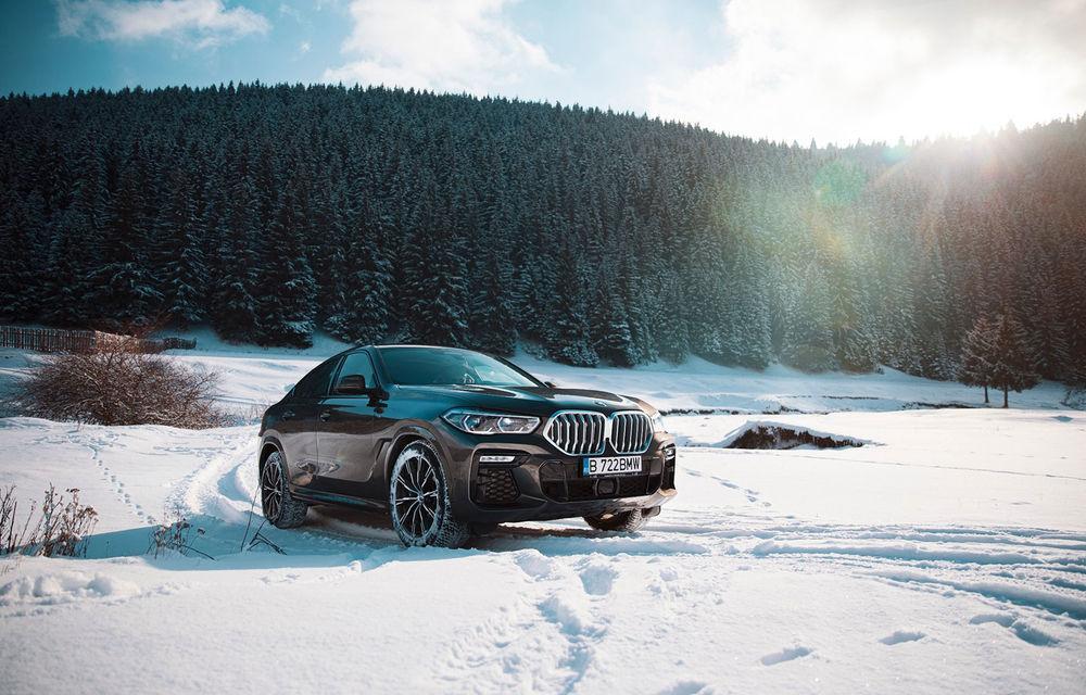 Cei mai buni 7 fotografi auto de la noi din țară: duel în imagini memorabile cu BMW X6, X7 și Seria 4 - Poza 5
