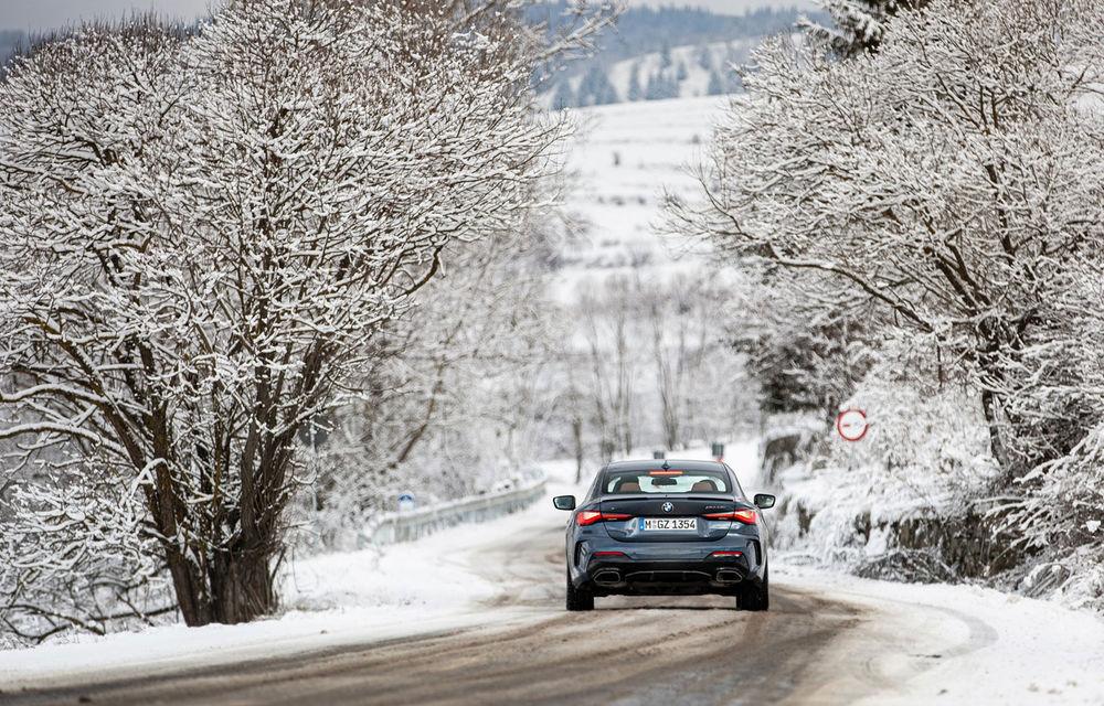 Cei mai buni 7 fotografi auto de la noi din țară: duel în imagini memorabile cu BMW X6, X7 și Seria 4 - Poza 49