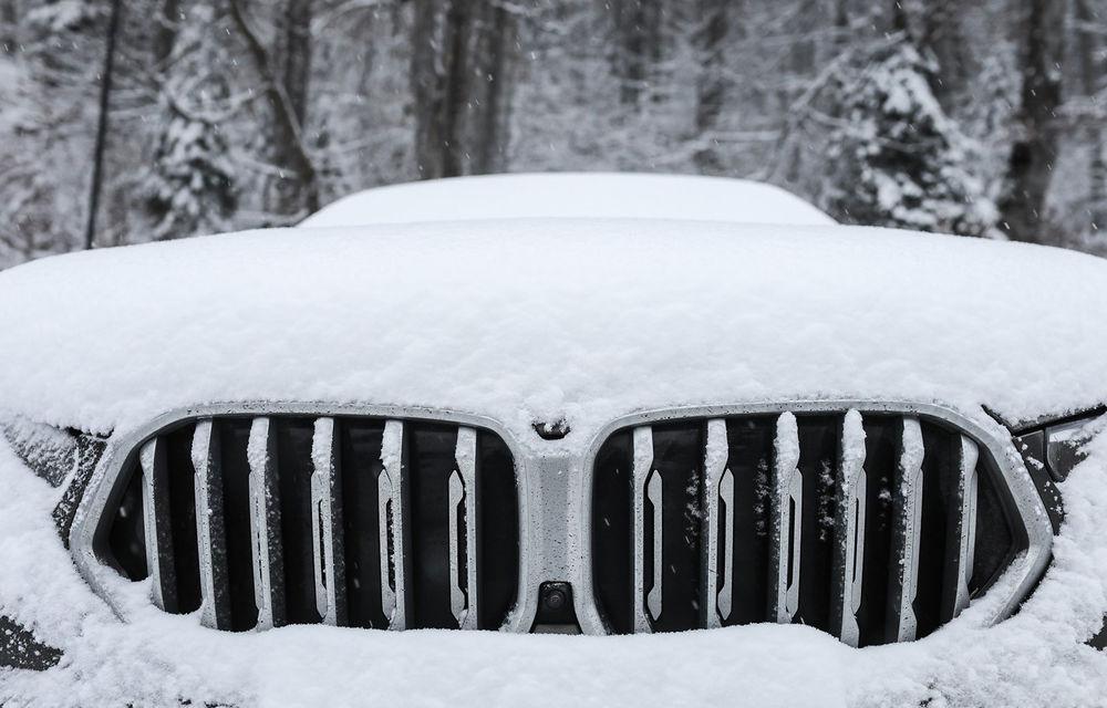 Cei mai buni 7 fotografi auto de la noi din țară: duel în imagini memorabile cu BMW X6, X7 și Seria 4 - Poza 77
