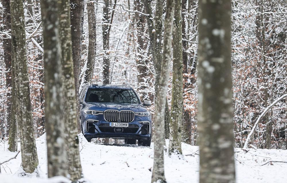 Cei mai buni 7 fotografi auto de la noi din țară: duel în imagini memorabile cu BMW X6, X7 și Seria 4 - Poza 88