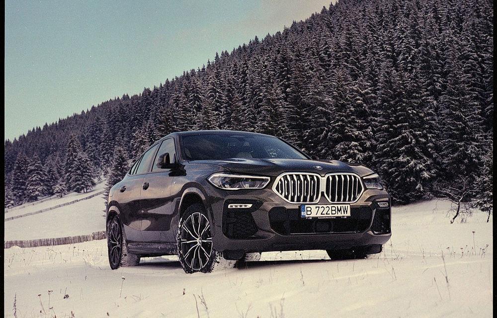 Cei mai buni 7 fotografi auto de la noi din țară: duel în imagini memorabile cu BMW X6, X7 și Seria 4 - Poza 59