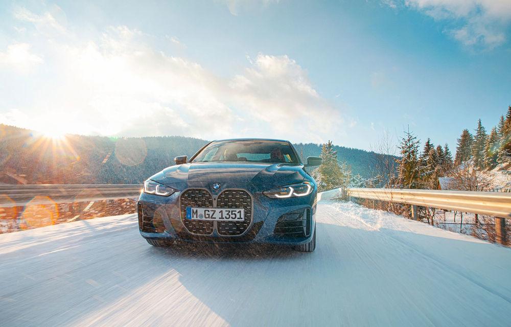 Cei mai buni 7 fotografi auto de la noi din țară: duel în imagini memorabile cu BMW X6, X7 și Seria 4 - Poza 23